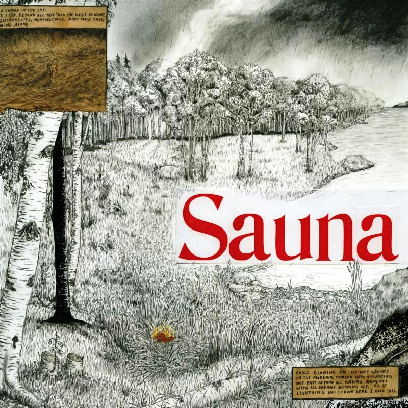 Sauna - Mount Eerie