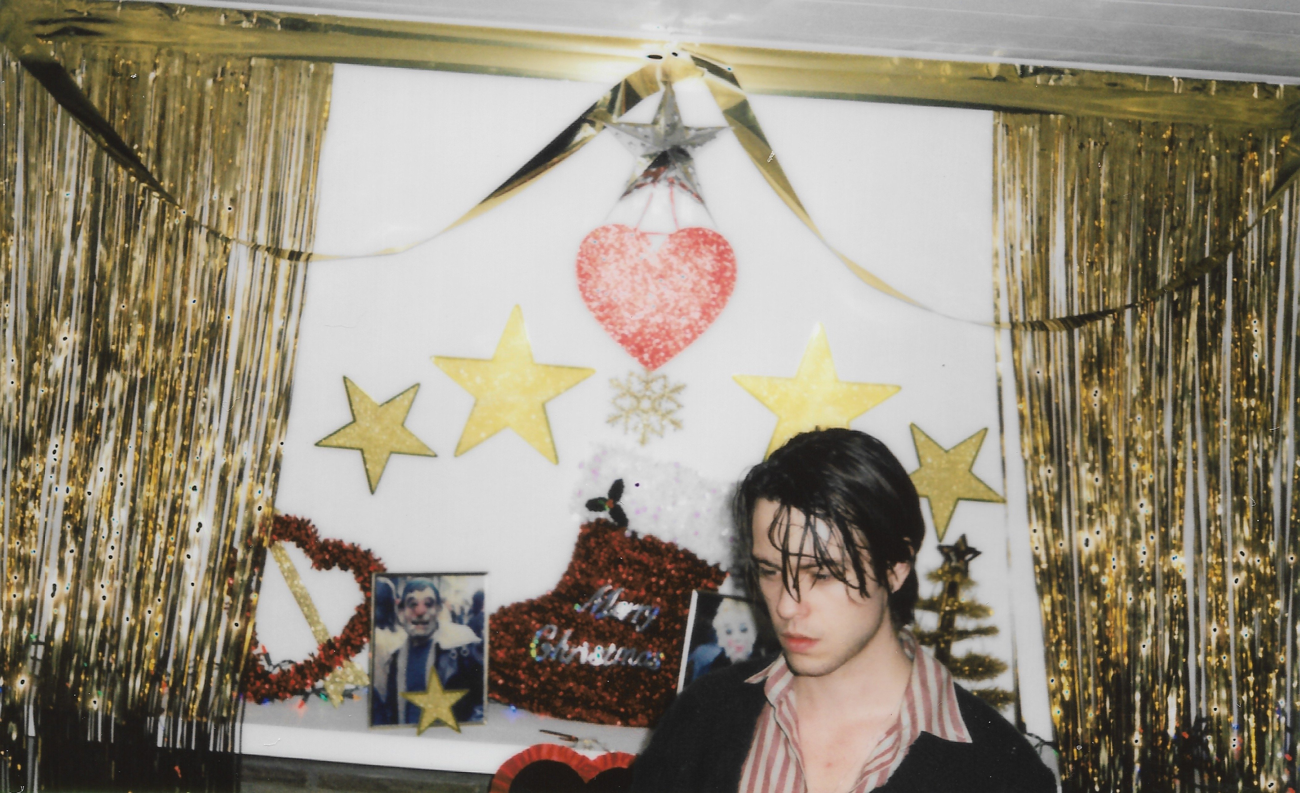 A Christmas song from Iceage\'s frontman | All the Young Punks
